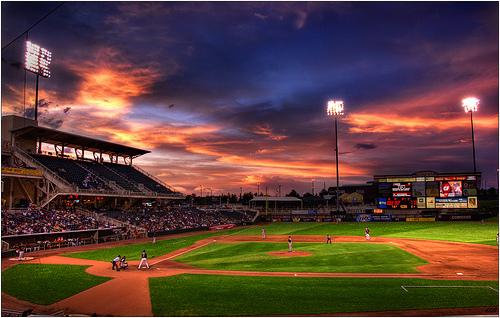 Major League Baseball Fields 2010 Major League Baseball